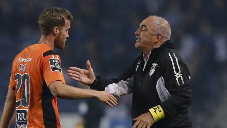 FC Porto e Portimonse empatados ao intervalo no Dragão — Vídeos