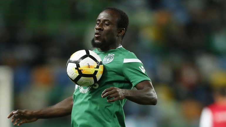 Sporting prepara Olympiacos com Mathieu e William Carvalho