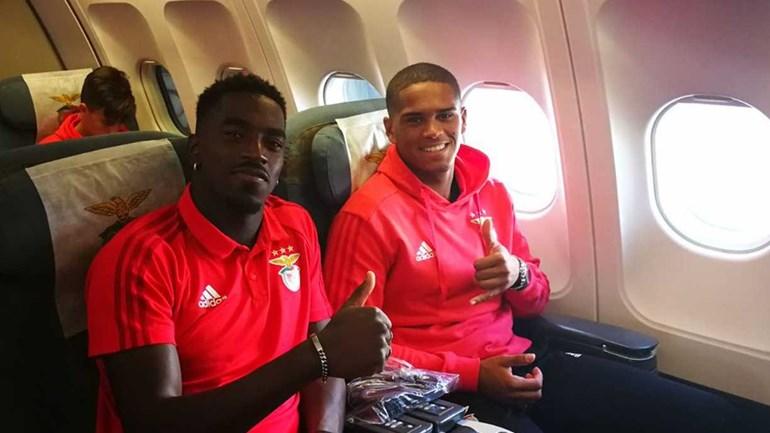 O sorriso de quem vai defender a baliza do Benfica na Rússia