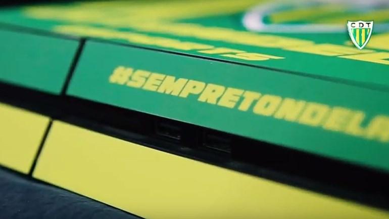 Tondela eSports arrancou com consolas e comandos personalizados