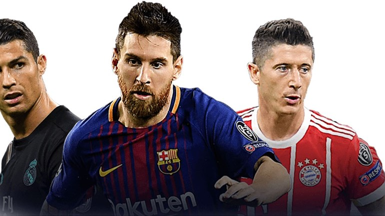 Equipa do Ano da UEFA: Português é língua forte nos nomeados mas só um fala sem sotaque