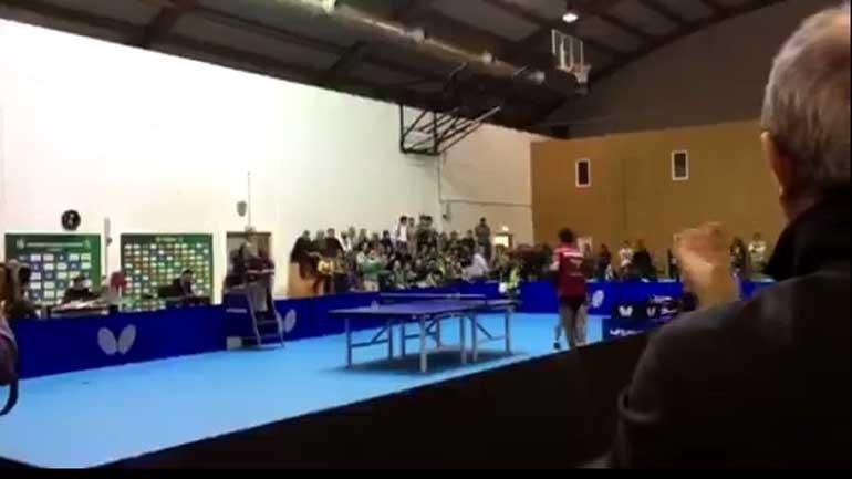 João Monteiro levou a Nave de Alvalade à loucura