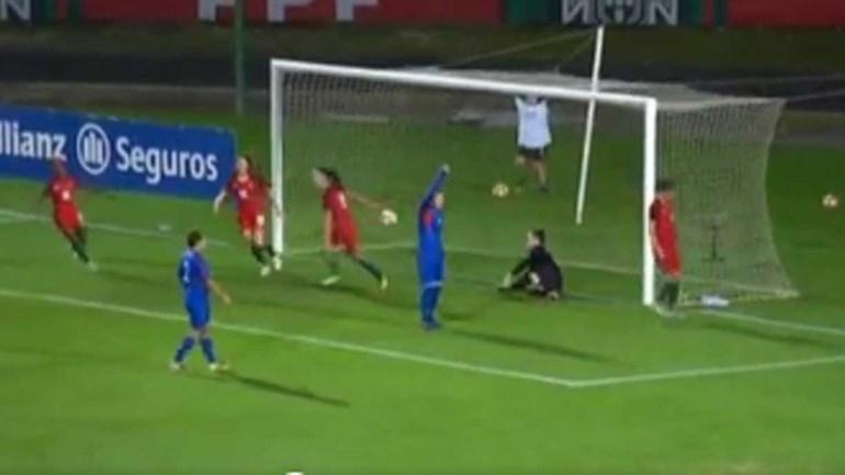 Assim foi a goleada da Seleção feminina frente à Moldávia