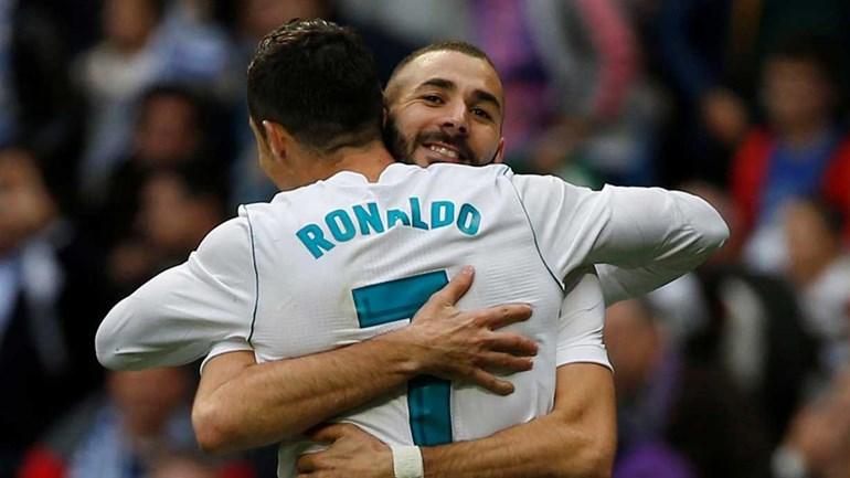 Cristiano Ronaldo eleito melhor jogador da quinta jornada da