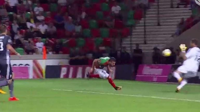 Este foi o último golo sofrido por Júlio César no Benfica