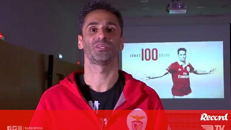 Estes são os melhores golos de Jonas no Benfica (a escolha é do próprio!) -  Vídeos - Jornal Record 1a61959686c07