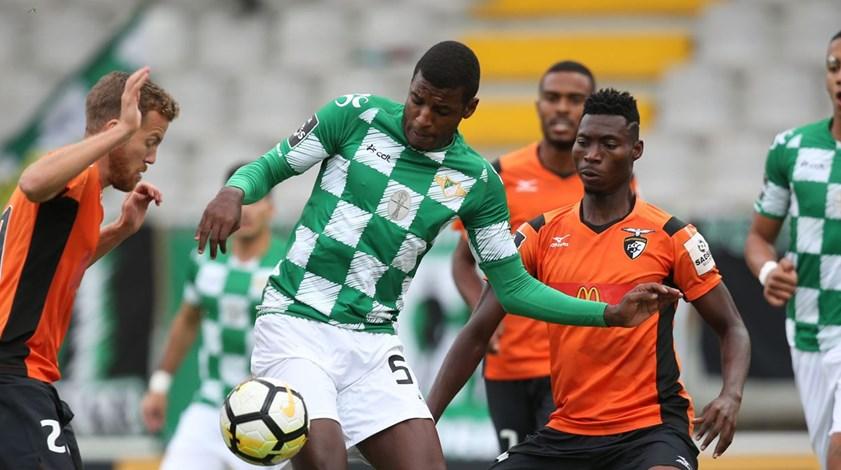 A crónica do Moreirense-Portimonense, 1-1: Chama algarvia não queima fora