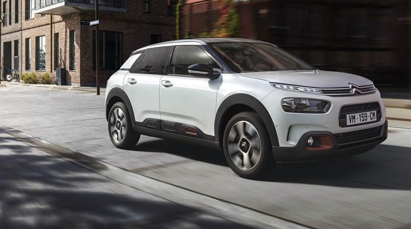 Citroën atribui nova missão ao C4 Cactus