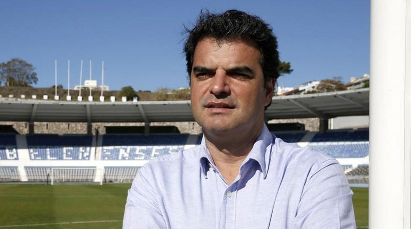 Rui Pedro Soares: «O meu maior sonho é ser campeão»