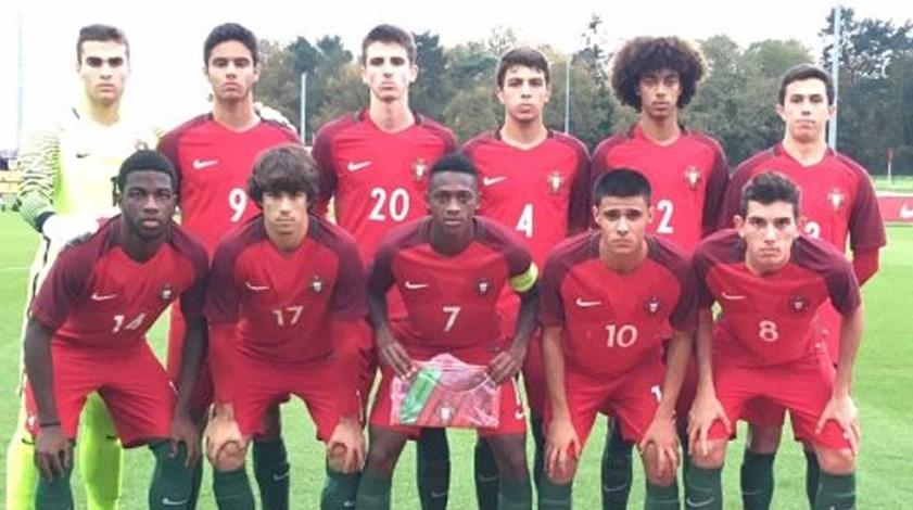 Torneio Internacional de Inglaterra: Portugal bate Rússia por 5-3