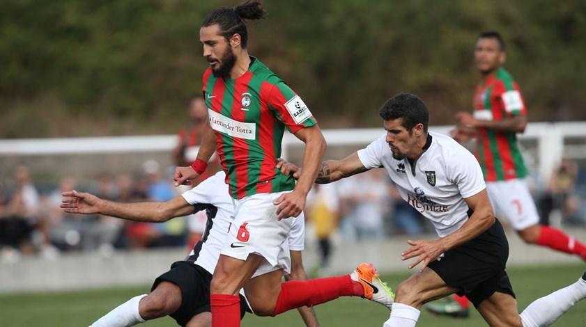 Erdem Sen: «É tão difícil como se fosse o Benfica»