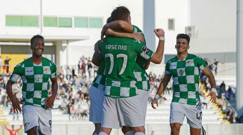 Moreirense-Felgueiras, 5-2: Cónegos implacáveis seguem em frente