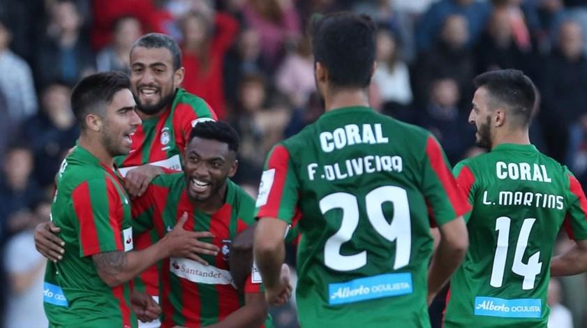 AD Oliveirense-Marítimo, 2-3: Insulares apanharam grande susto