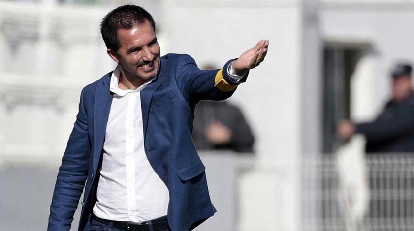 Carlos Pinto: «Podemos competir com qualquer equipa da Liga NOS»