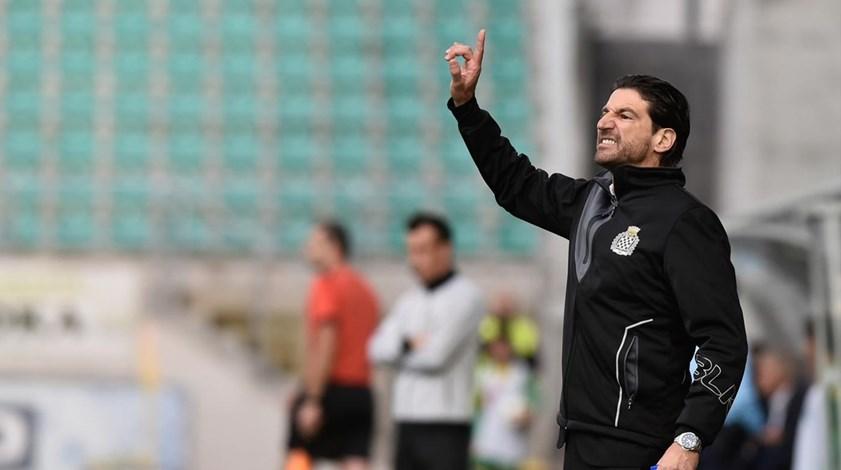 Jorge Simão: «O sentimento é 'ufa, vamos jogar'»
