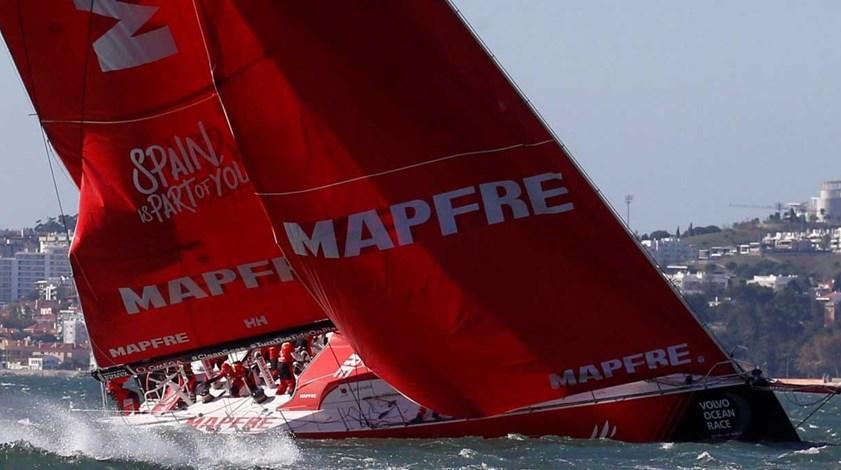 Volvo Ocean Race: Mafre vence segunda etapa