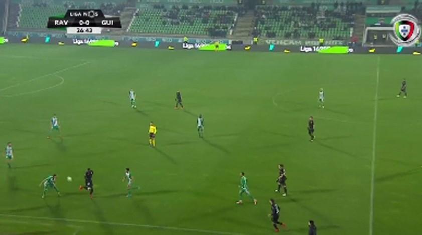 Os melhores momentos do Rio Ave-V. Guimarães (0-1)