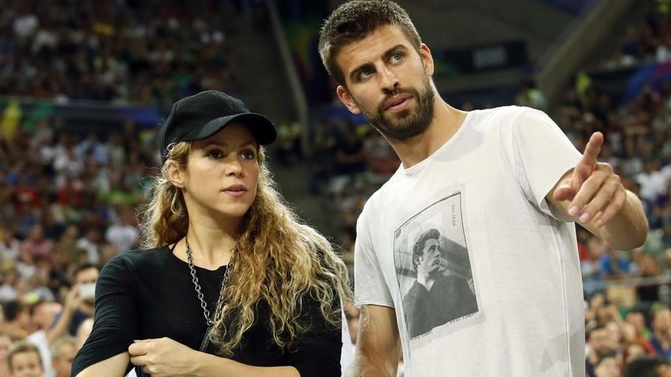 Shakira e Piqué apanhados a discutir?
