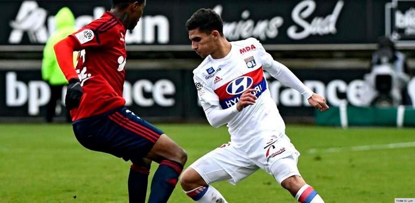Lyon vence nos descontos e mantém-se no 2.º lugar ao lado do Monaco