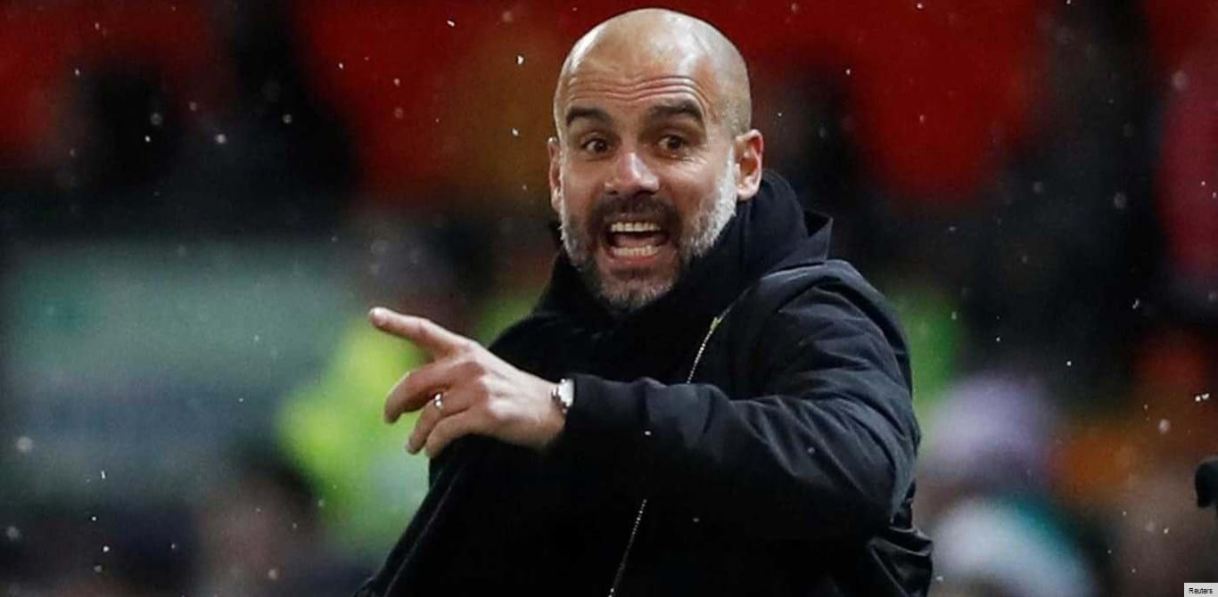 Guardiola nega falta de respeito ao United: «Têm de perceber que estávamos contentes»
