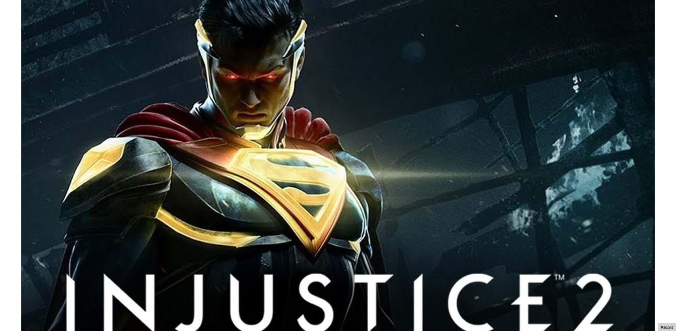 Injustice 2 disponível gratuitamente