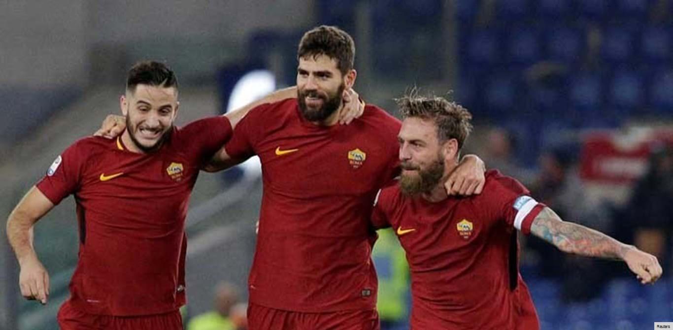 Roma vence e também ultrapassa o Inter