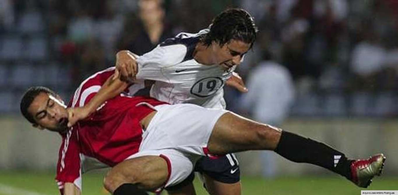 Egito anuncia jogo de preparação com Portugal