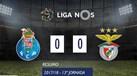 O resumo do FC Porto-Benfica (0-0)