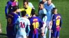 Consegue ver a 'malandrice' de Luis Suárez que lhe valeu cartão amarelo?