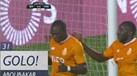 Aboubakar deu vantagem ao FC Porto com V. Setúbal a pedir falta