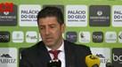Rui Vitória ainda não pensa no Sporting mas deixa garantia