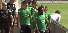 Os cinco jogadores do Sporting que podem sair em janeiro