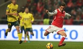 A crónica do Sp. Braga-P. Ferreira, 3-0: Aceleraram no sinal vermelho