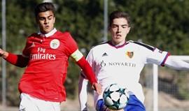 Liga Jovem da UEFA: Benfica eliminado em jogo com final polémico