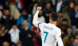 Grupo H: Ronaldo faz história no triunfo do Real Madrid sobre o Borussia Dortmund