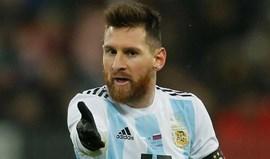 Messi teme Islândia, ignora Portugal e se no Mundial fracassar sai