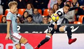 Ruben Vezo titular no regresso do Valencia às vitórias