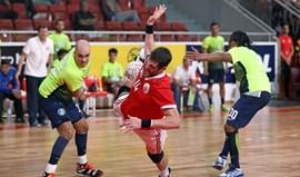 Benfica vence em casa