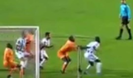 Águias apontam o dedo ao primeiro golo do FC Porto