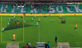 O V. Setúbal-FC Porto visto à lupa: Contundência do dragão