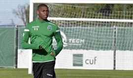 Rafael Leão sai lesionado do jogo da equipa B e é baixa para o Vilaverdense