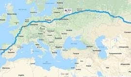 Está a pensar ir ver o Sporting a Astana? Temos aqui o mapa para si