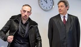 Ribéry em tribunal para resolver dívida que tem 10 anos