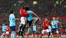 Golo solitário de Lukaku dá vitória ao Manchester United