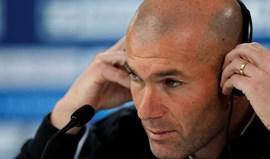 Zidane: «É um pouco forte dizer que Renato Gaúcho foi melhor do que Cristiano»