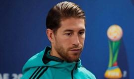 Sergio Ramos: «Motivação é alta sempre que está um título em jogo»