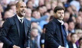 Manchester City-Tottenham em direto