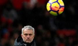 Mourinho: «Não gosto que se faça um circo quando se ganha»