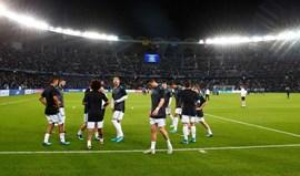 Real Madrid-Grémio, em direto