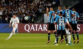 Real Madrid-Grémio, 1-0 (2.ª parte)
